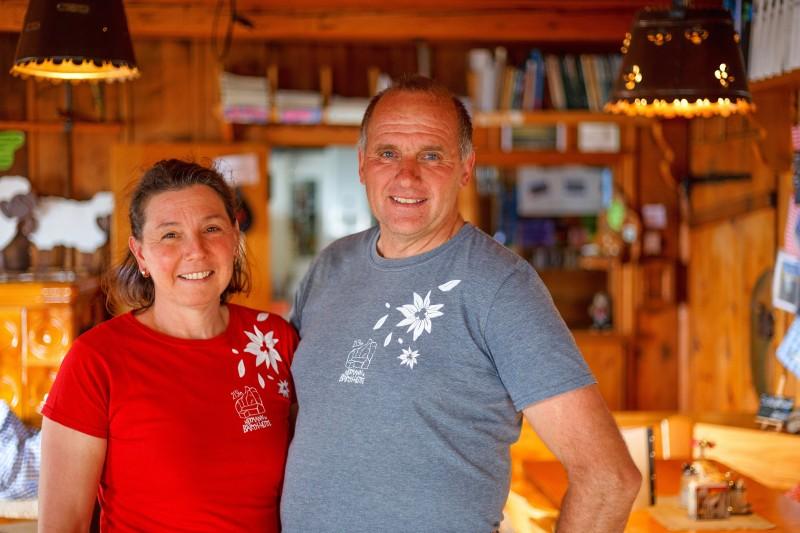 Foto Harald und Marion, Foto Robin Kunte